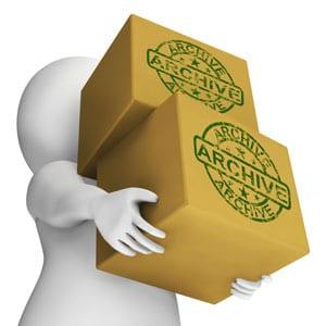Bulk Archive Box Shredding Hungry Shredder