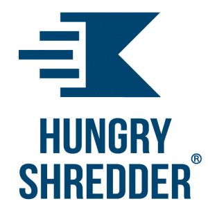 Hungry Shredder Logo