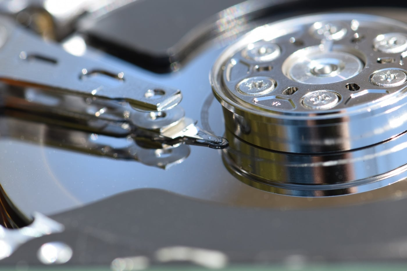Capital data recovery