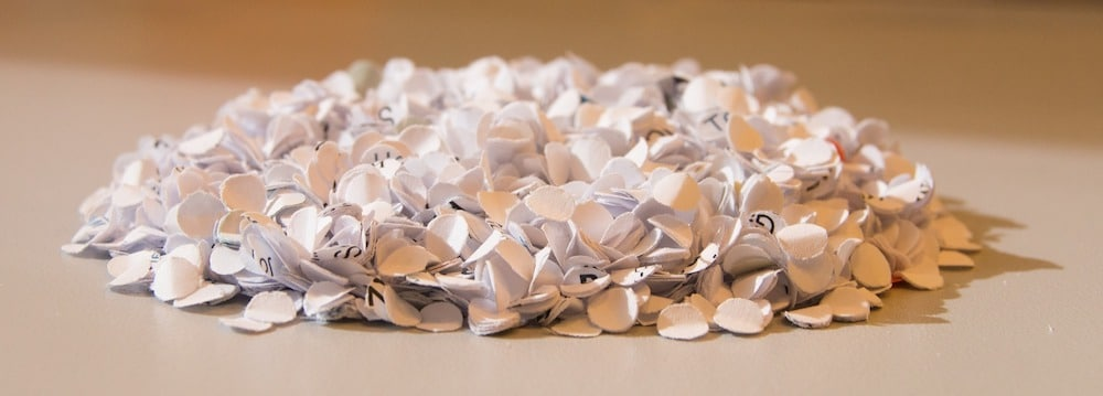 Why You Need To Shred Paper To Be Gdpr Compliant Hungry
